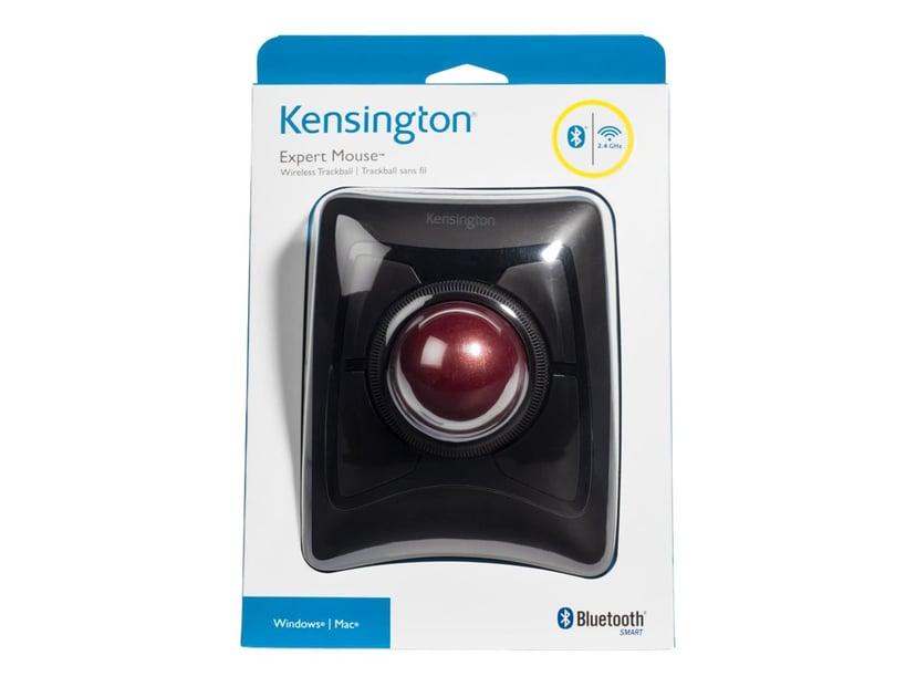 Kensington Expert Mouse Wireless Trackball Svart Styrekule Trådløs