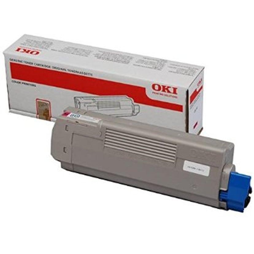 OKI Toner Magenta 6k - C610