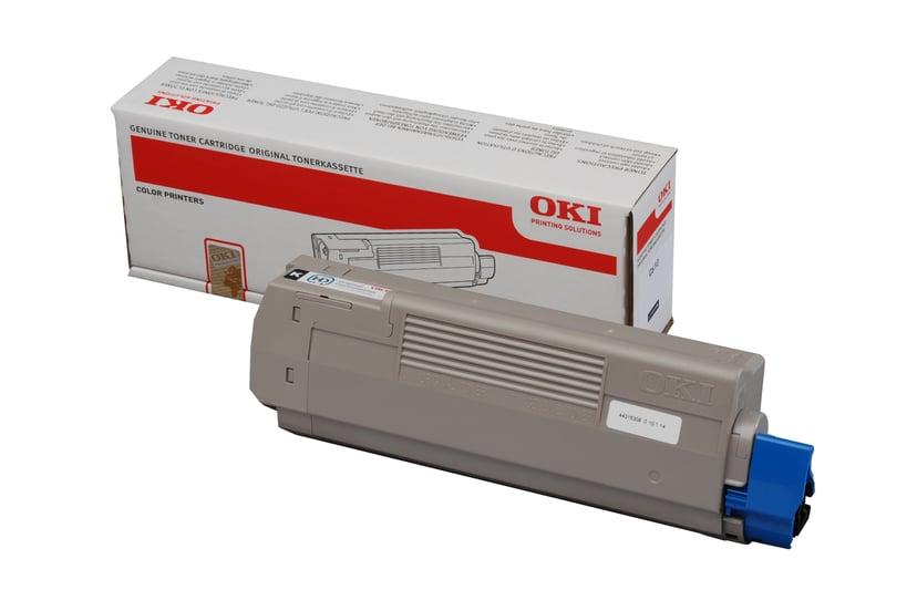OKI Toner Zwart 8k - C610
