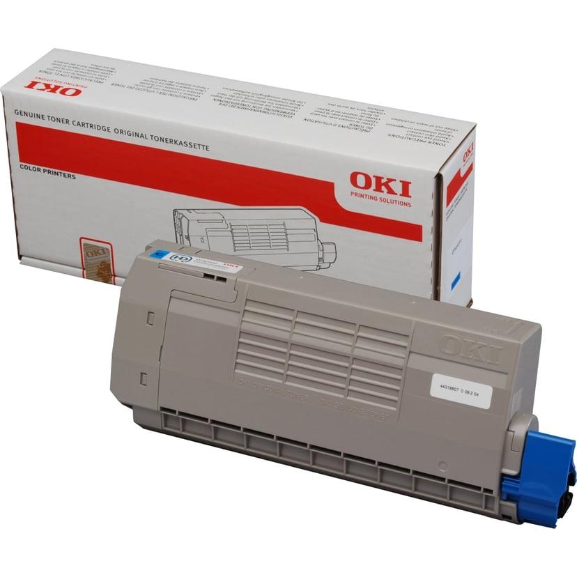 OKI Toner Cyan 11,5k - C711