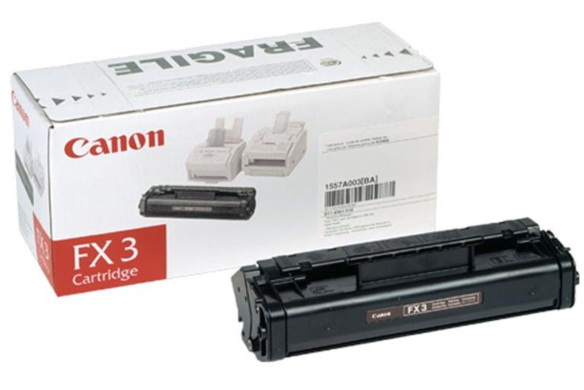Canon Värikasetti Musta FX-3 - FAX L240/250/300