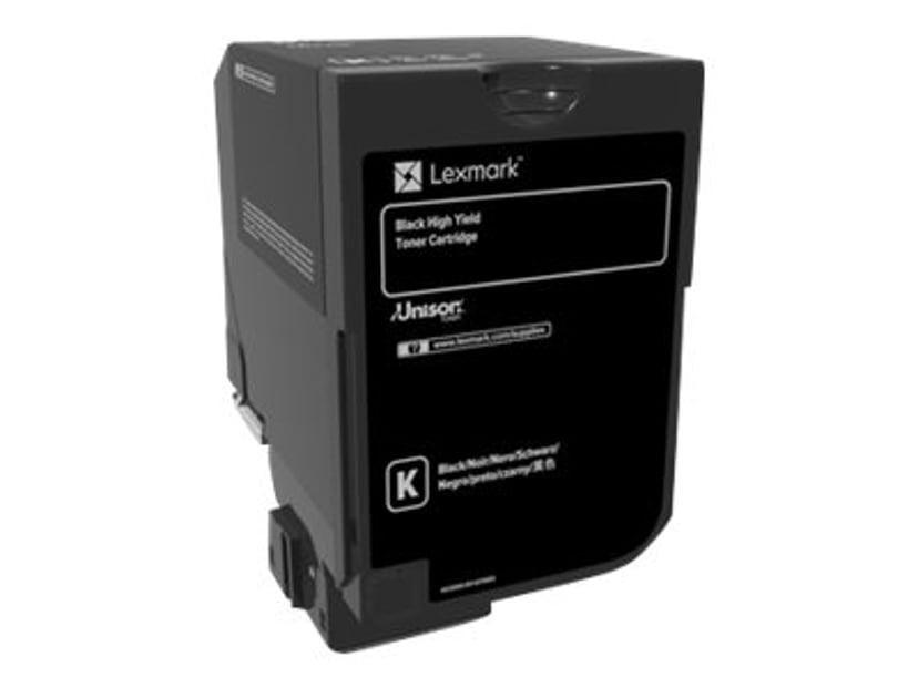 Lexmark Toner Cyan 7k - CS720/CS725 Return