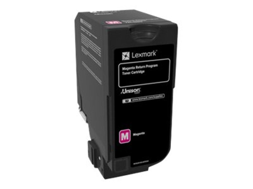 Lexmark Toner Magenta 3k - CS720/CS725 Return