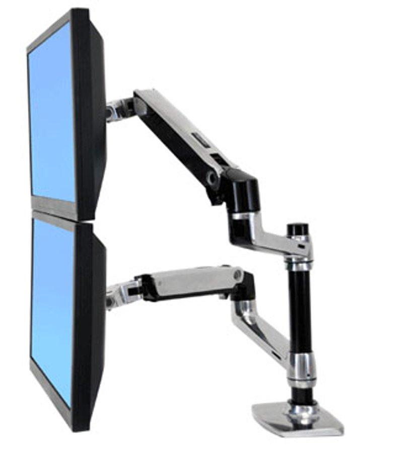 Ergotron LX Dual Stacking Arm