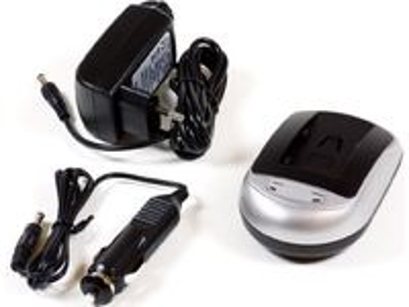 Coreparts AC+DC Combo Charger