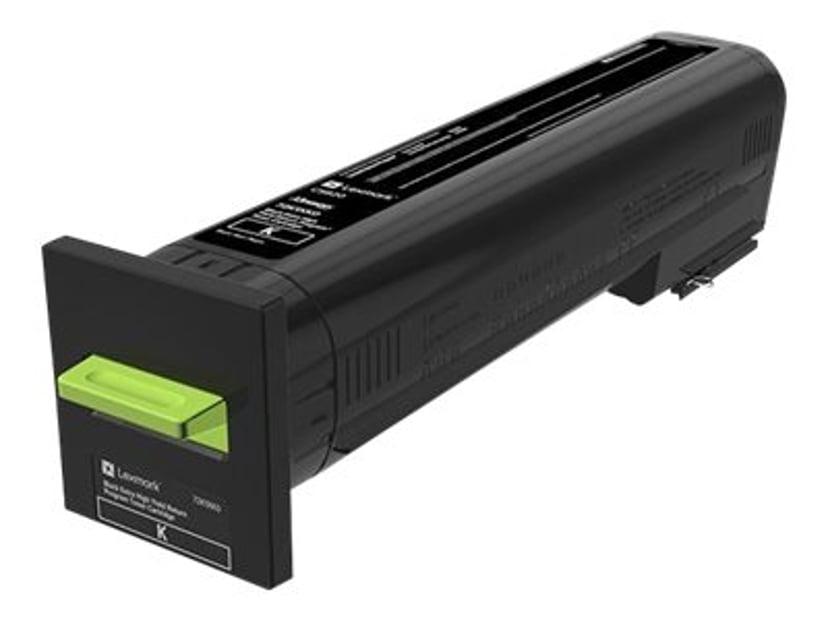 Lexmark Toner Svart 33k - CS820/Cx820/Cx825/Cx860