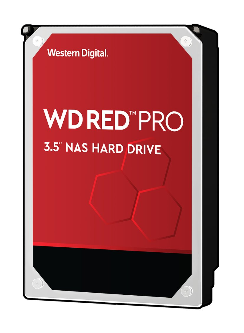 """WD Red Pro 2TB 3.5"""" Serial ATA-600"""