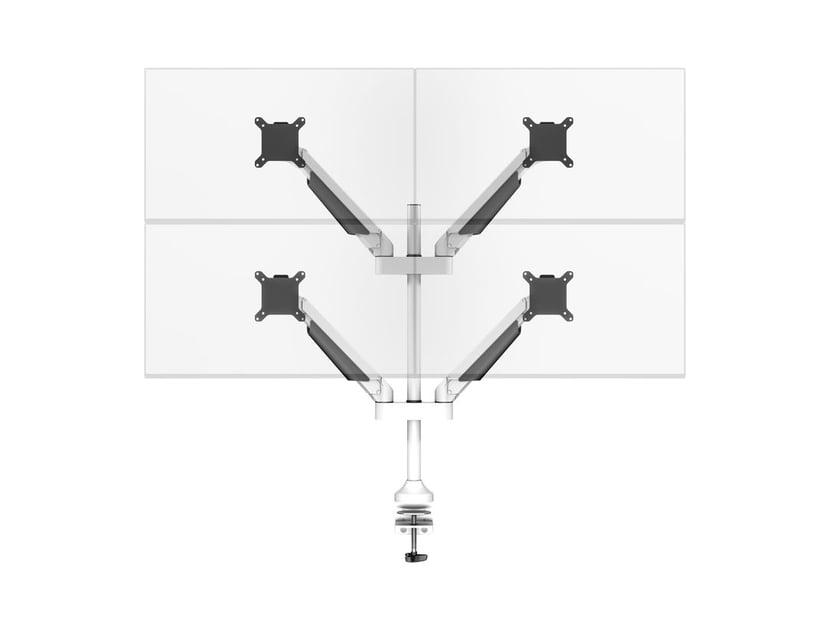 Multibrackets M VESA Gas Arm Quad White