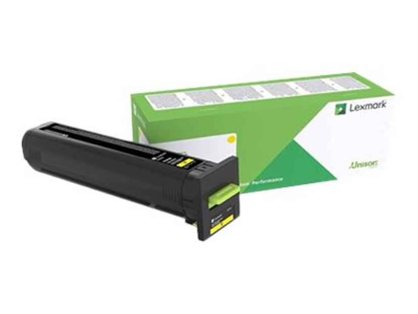 Lexmark Toner Gul 17k - Cx820/Cx825/Cx860