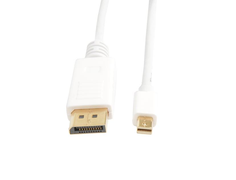 Prokord DisplayPort kabel DisplayPort Mini Han DisplayPort Han 2m