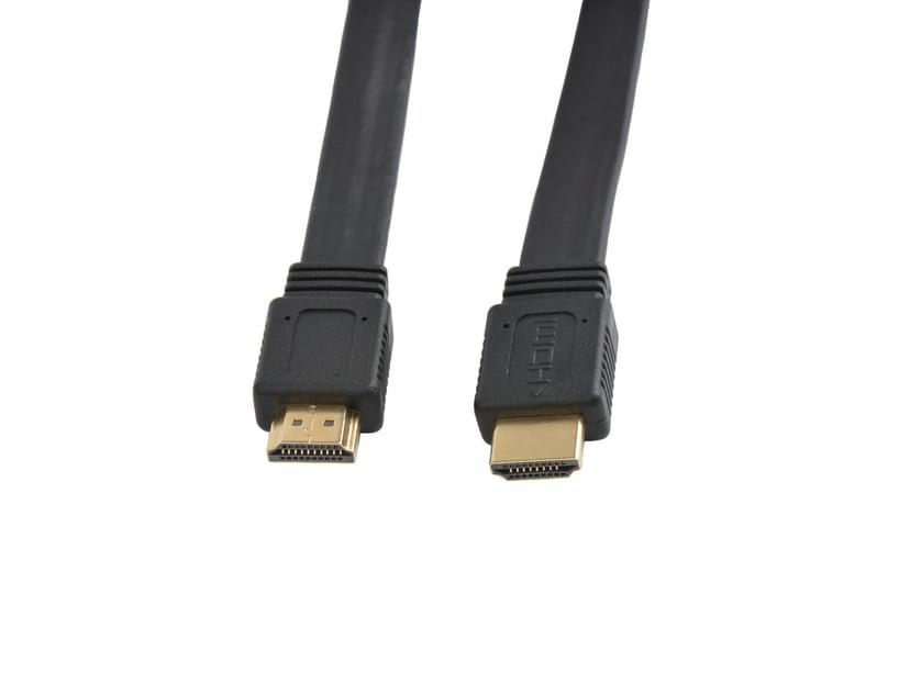 Prokord HDMI 1.4-kabel 10m HDMI Hann HDMI Hann