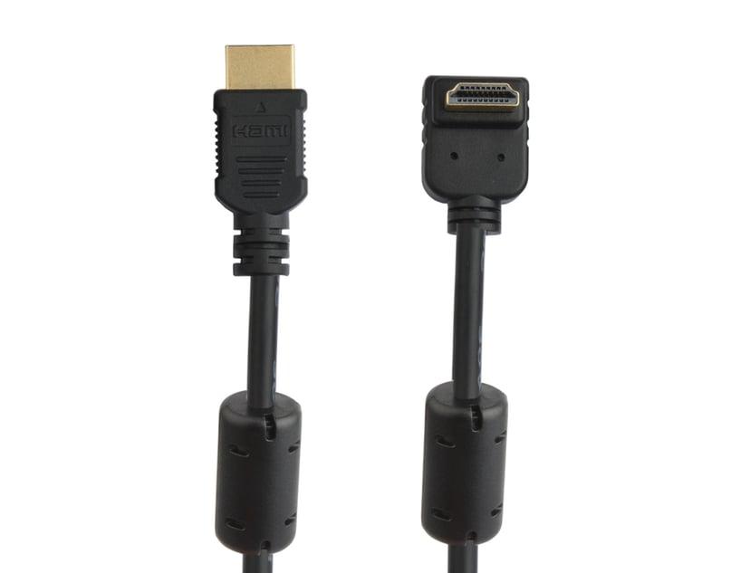Prokord HDMI 1.4-kabel HDMI Hane HDMI Hane 1m