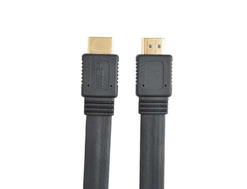 Prokord HDMI 1.4-kabel 1m HDMI Hane HDMI Hane