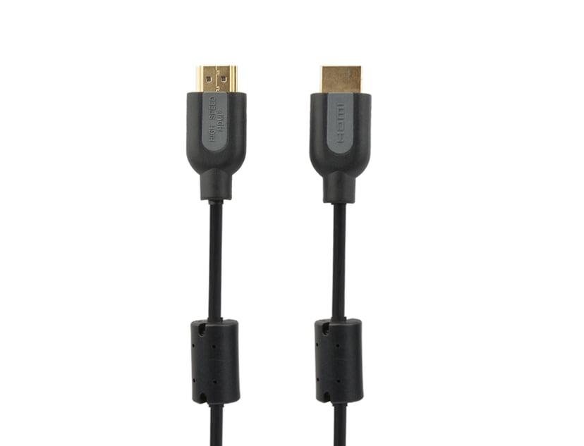 Prokord HDMI 1.4-kabel 2m HDMI Hann HDMI Hann