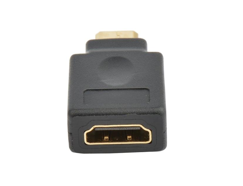 Prokord HDMI-adapter HDMI Mini Hane HDMI Hona