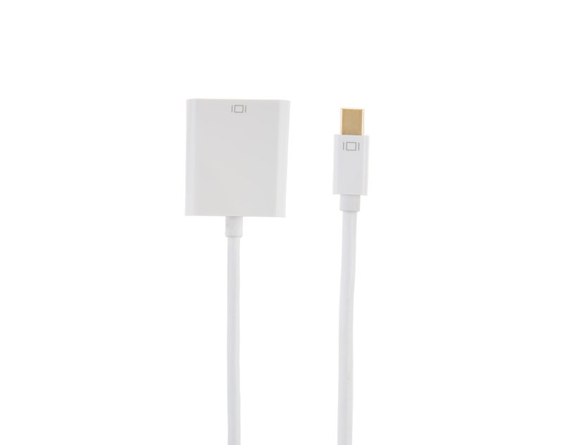 Prokord DisplayPort-kabel DisplayPort Mini Hane VGA Hona 1m