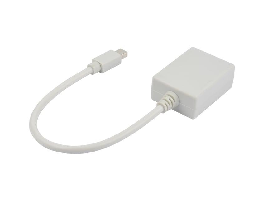 Prokord Video adapter DisplayPort Mini Hane VGA Hona