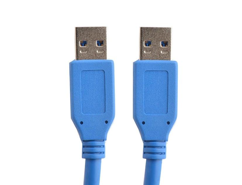 Prokord USB-kabel 9-stifts USB typ A Hane 9-stifts USB typ A Hane 0.5m