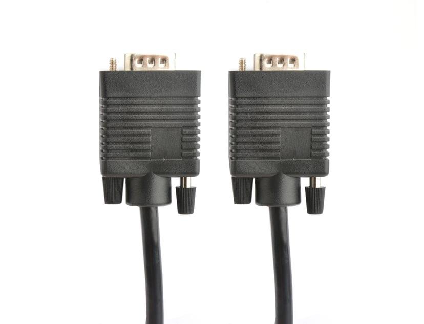 Prokord VGA-kabel VGA Hane VGA Hane 5m