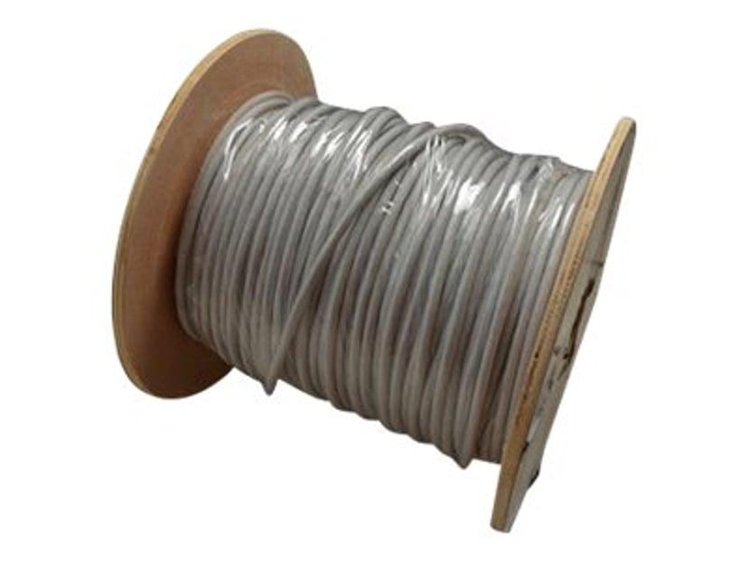 Prokord Samlet kabel CAT 6 Uskjermet tvunnet parkabel (UTP) Grå 100m