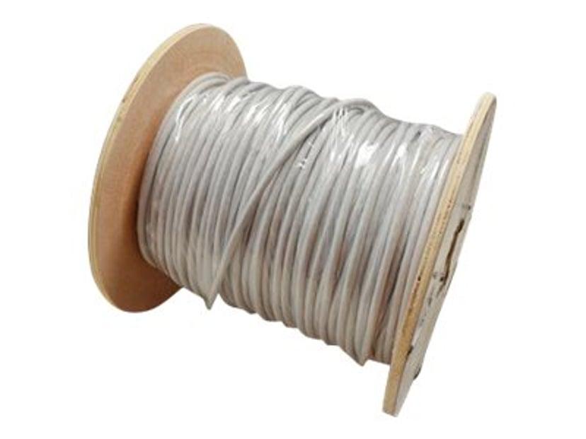 Prokord Samlet kabel CAT 6 Uskjermet tvunnet parkabel (UTP) Hvit 100m