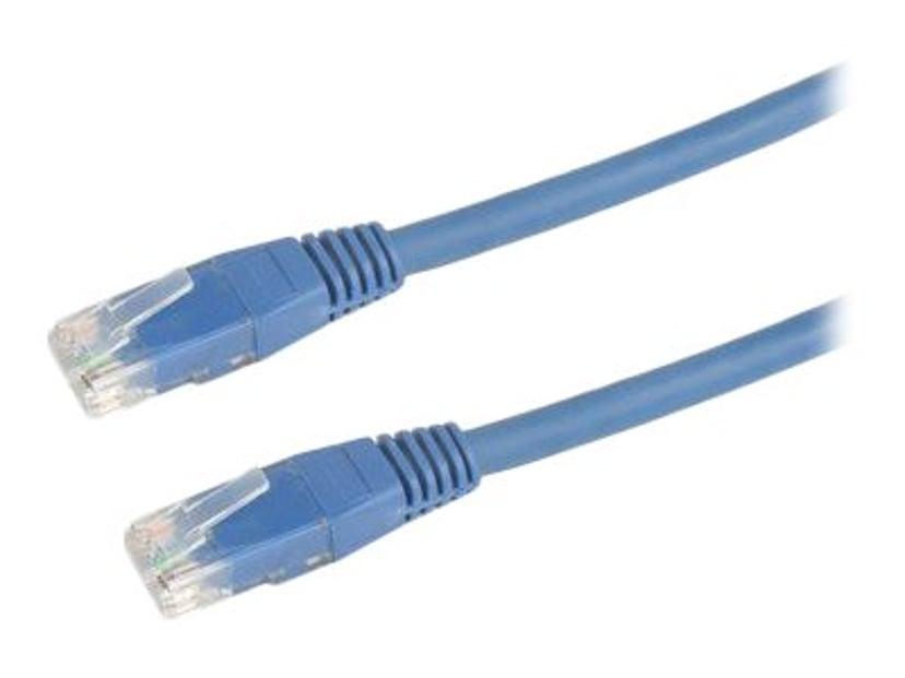 Prokord Network cable RJ-45 RJ-45 CAT 6 2m Blauw