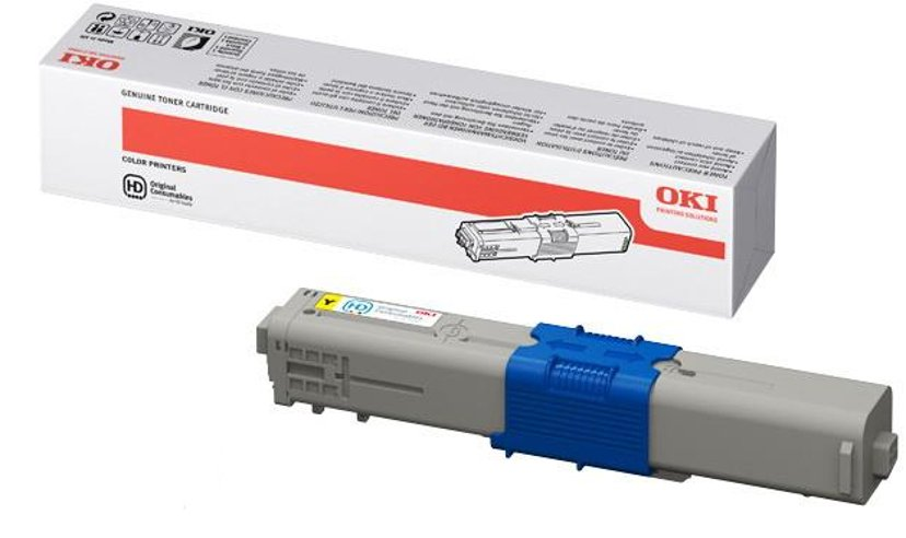OKI Toner Gul 5k - C500