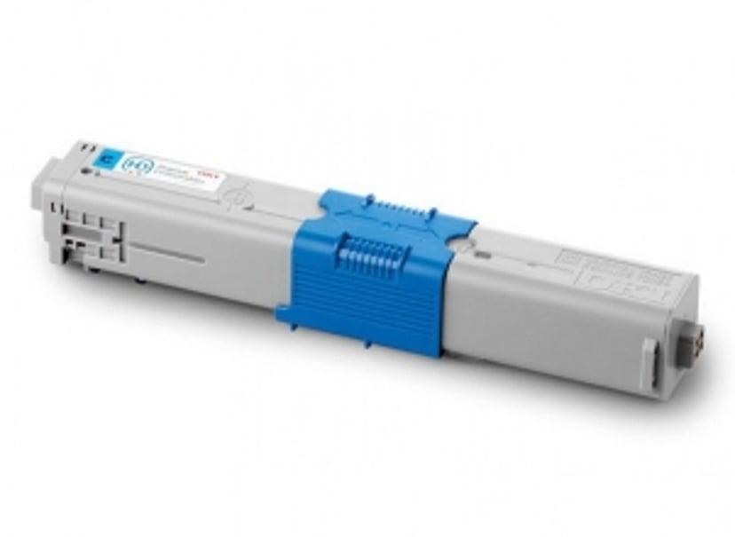 OKI Toner Cyaan 2k - C300/C500
