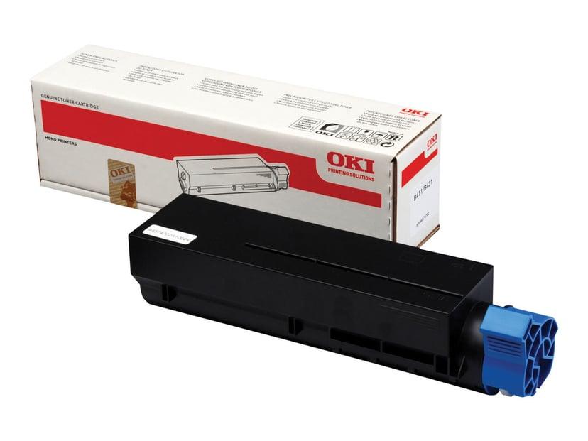 OKI Toner Svart 3k - B411/B431