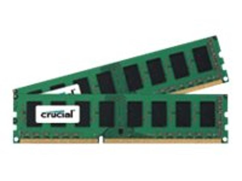 Crucial DDR3 16GB 1,600MHz DDR3L SDRAM DIMM 240-pin