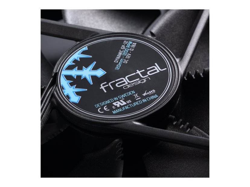 Fractal Design 120mm Dynamic X2 Black 120 mm