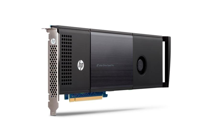 HP Z Turbo Drive Quad Pro Card PCIe-kort PCI Express 3.0 x16