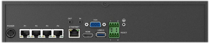 D-Link DNR-2020-04P JustConnect