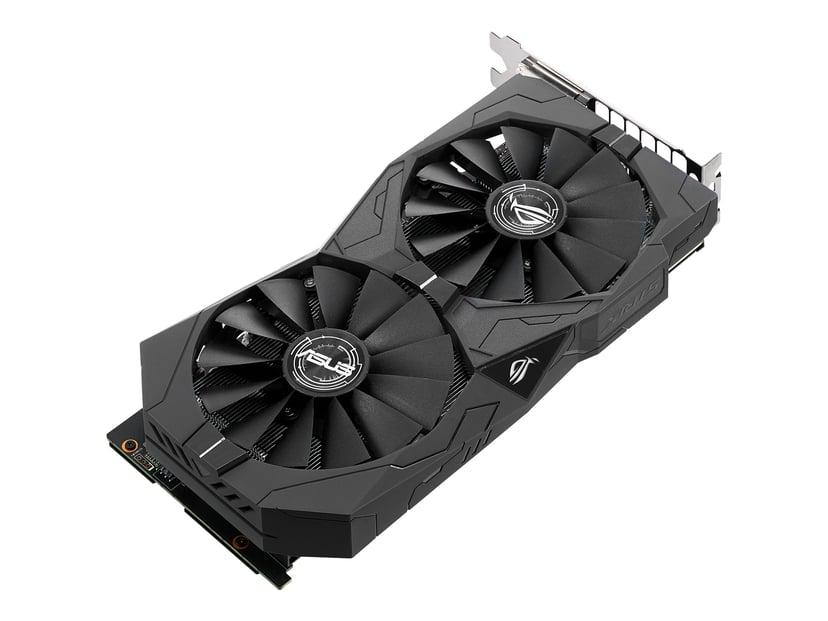 ASUS GeForce GTX 1050 Ti OC Strix 4GB