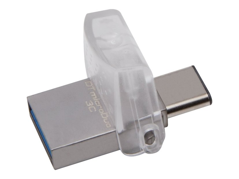 Kingston DataTraveler microDuo 3C 128GB USB 3.1 / USB-C