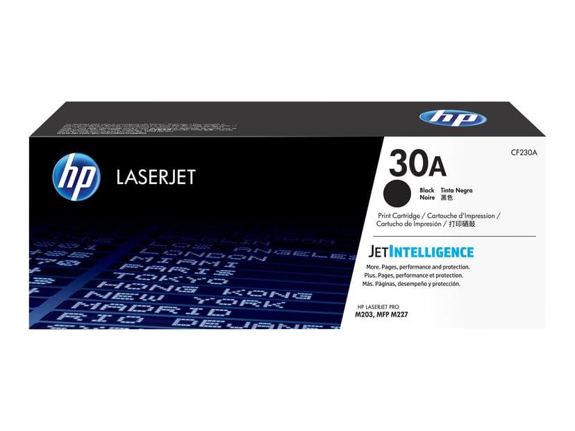 HP Toner Svart 30A 1.6K - CF230A