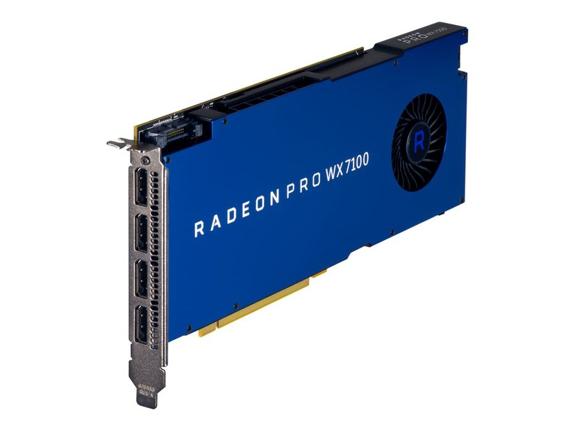 AMD Pro WX7100