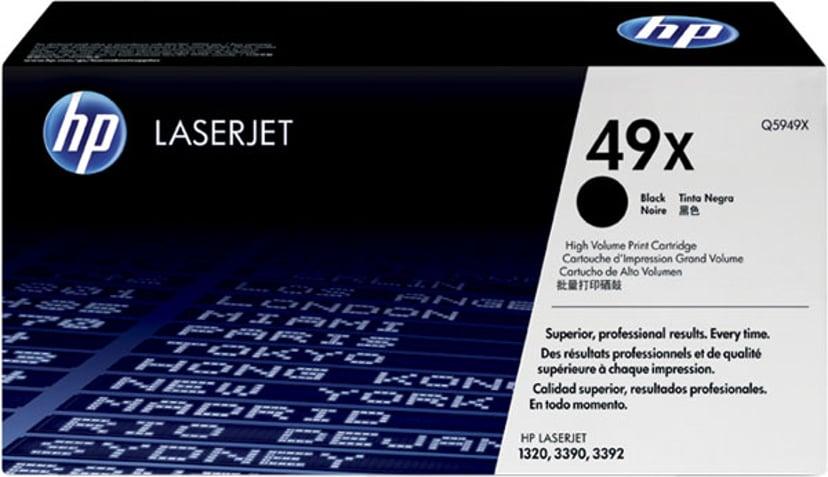 HP Toner Zwart 6K - Q5949X
