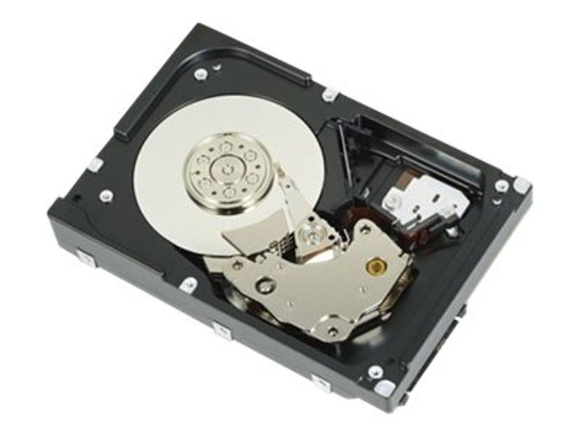 Dell Hybrideharddisk 600GB Serial Attached SCSI 15,000rpm