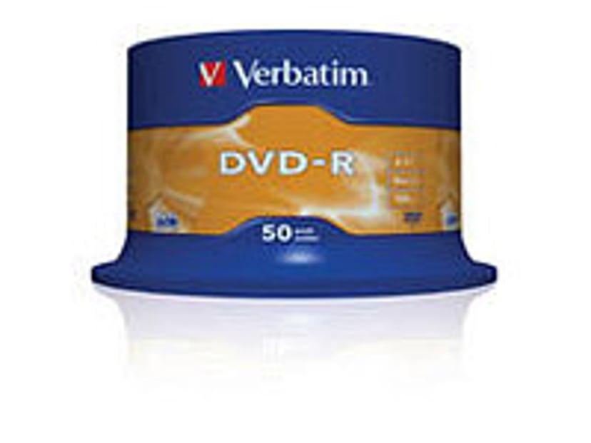 Verbatim 50 x DVD-R 4.7GB