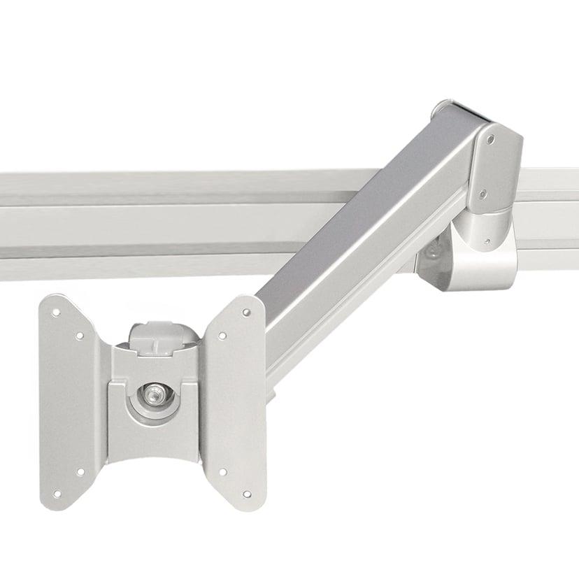 Kondator Monitor Arm LC55 - Conceptum Silver