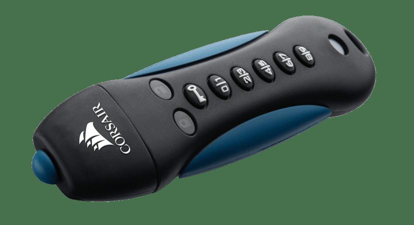 Corsair Padlock 3 32GB USB 3.0 256 bitars AES, FIPS 197