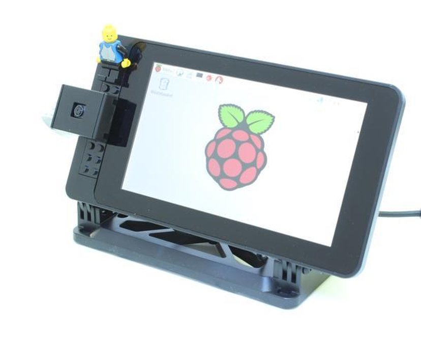 Raspberry Pi Touchscreen Case