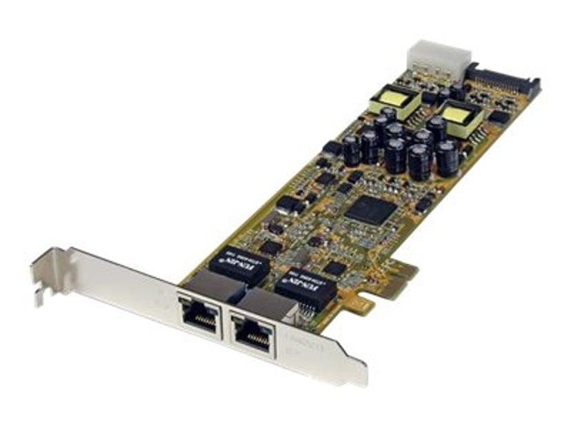 Startech Dual Port Gigabit Ethernet Adapter