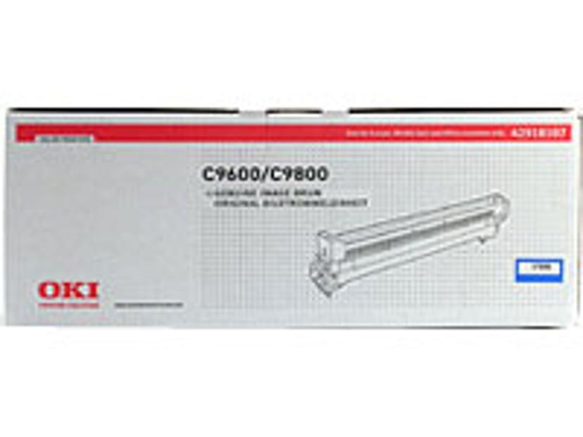 OKI Tromle Cyan - C9600/9800