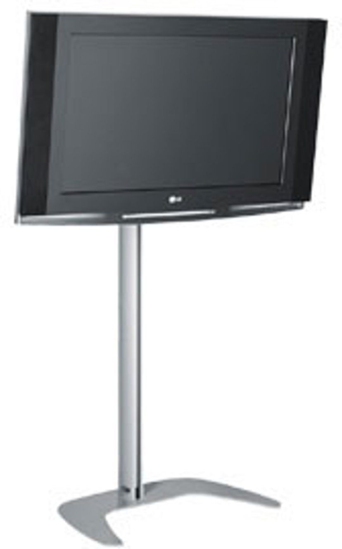 SMS Flatscreen FM ST800 Golvstativ Alu/Svart