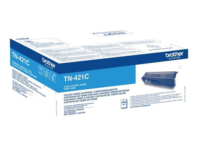 Brother Toner Cyan TN-421C 1,8K - DCP-L8410/Hl-L8260