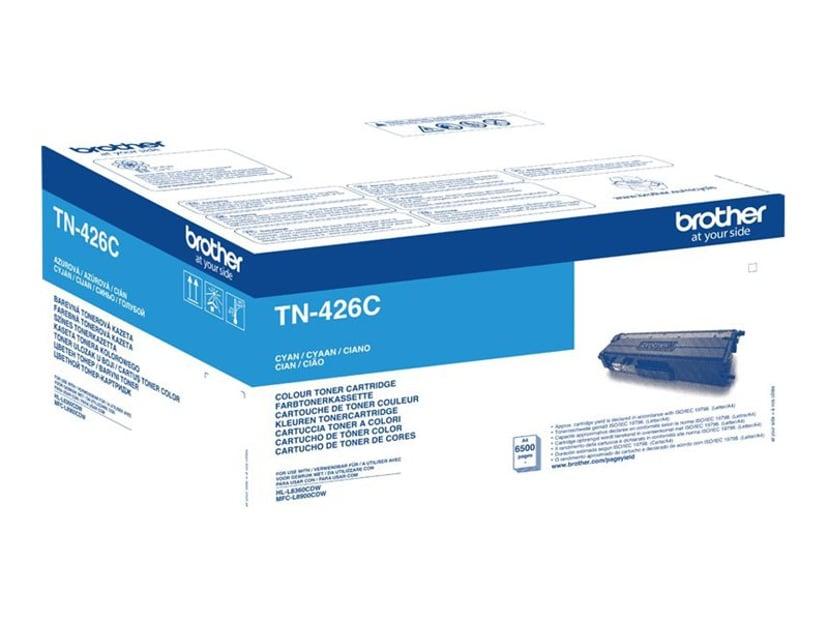 Brother Toner Cyan TN-426C 6.5K - MFC-L8900