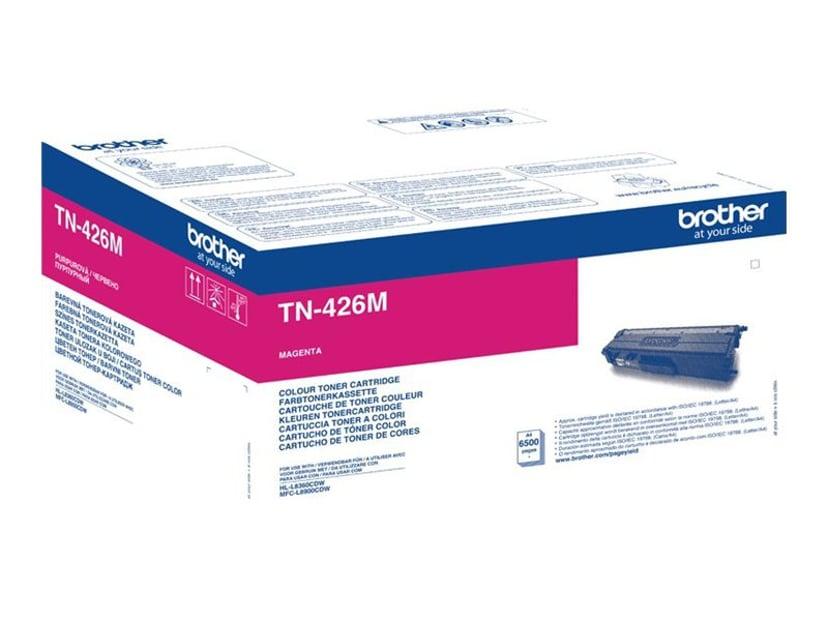Brother Toner Magenta TN-426M 6.5K - MFC-L8900