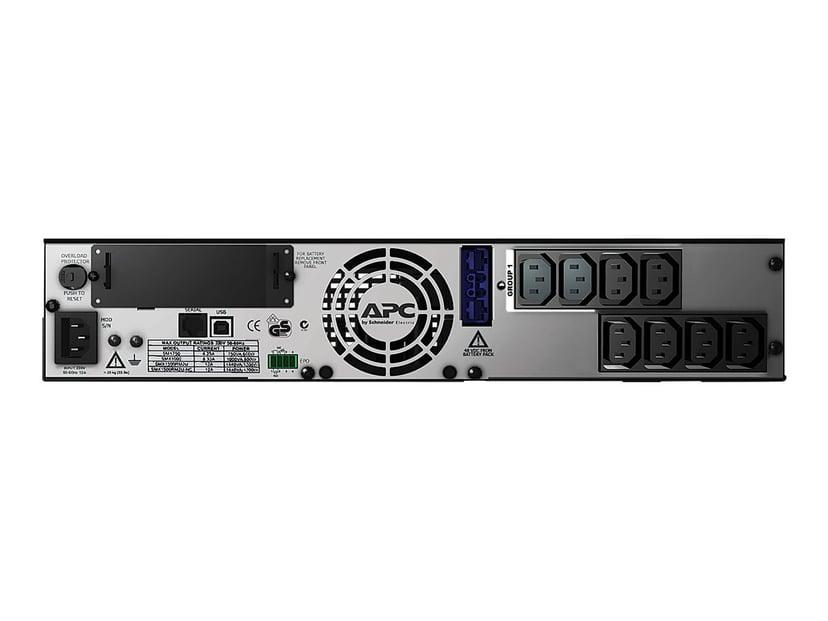 APC Smart-UPS X 750 Rack/Tower LCD
